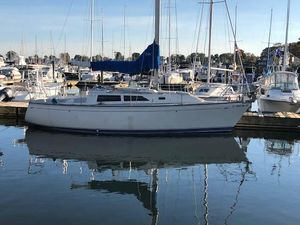 Used Cal 28 Daysailer Sailboat For Sale