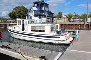 Used Nordic Tugs 34 Trawler Boat For Sale