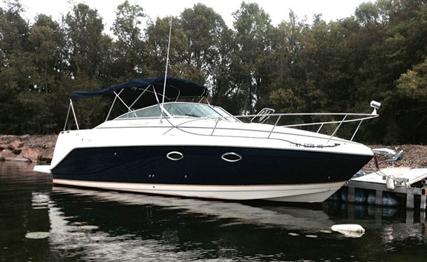 Used Rinker 270 Fiesta Vee EC Express Cruiser Boat For Sale