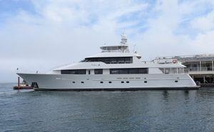 Used Westport Tri-deck Motoryacht Motor Yacht For Sale