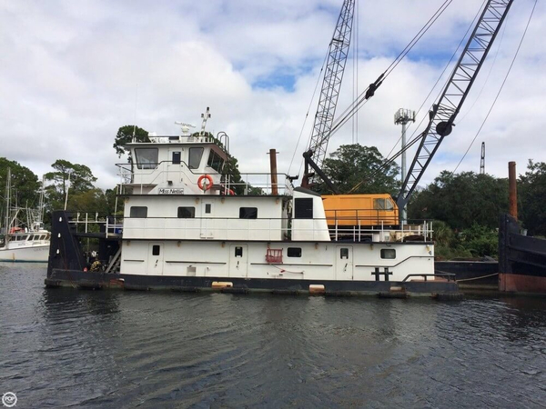 Used Tennessee River 62 Tug Boat For Sale