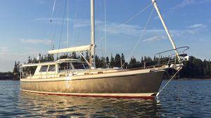 Used Bruckmann 50 MKII Cruiser Sailboat For Sale