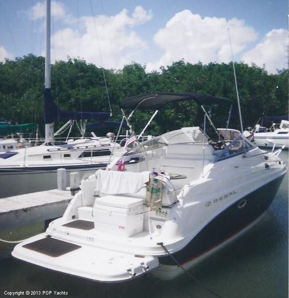 Used Regal 2665 Cruiser Express Cruiser Boat For Sale