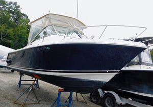 Used Pursuit LS 235 Denali Cuddy Cabin Boat For Sale
