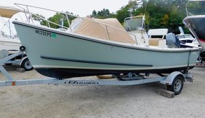 Used Eastern 20 CC Center Console Fishing Boat For Sale