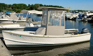 Used Eastern 18 Classic Downeast Fishing Boat For Sale