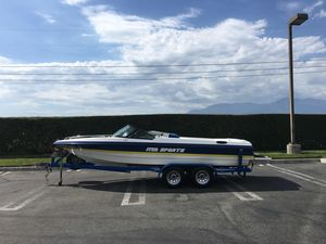 Used Mb 210 Boss210 Boss Ski and Wakeboard Boat For Sale