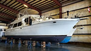 Used Navigator 5700 Rival Pilothouse Motor Yacht For Sale