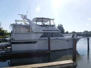 Used Carver Californian 45 Motor Yacht Aft Cabin Boat For Sale