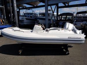 Used Walker Bay Generation 390 Tender Boat For Sale