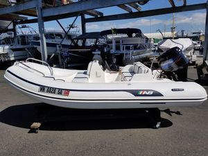 Used Ab Inflatables Nautilus Series 12 DLX Tender Boat For Sale