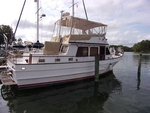Used Marine Trader Motor Yacht For Sale