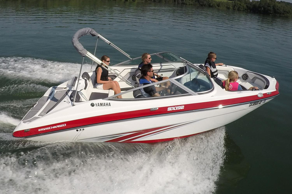New Yamaha SX192 Bowrider Boat For Sale