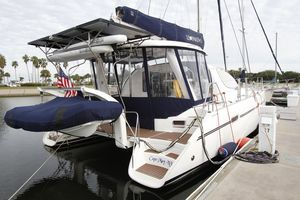 Used Leopard Owners Version Catamaran Sailboat For Sale