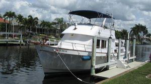 Used Ocean Alexander 40 Double Cabin Trawler Boat For Sale