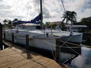 Used Fountaine Pajot Athena 38 Cruiser Sailboat For Sale