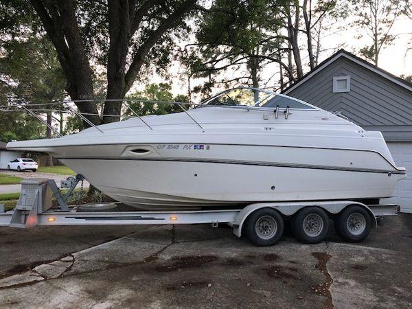 Used Maxum 2400 SCR Cuddy Cabin Boat For Sale