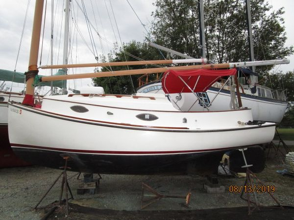 Used Atlantic City Kitty Cat 21 Daysailer Sailboat For Sale