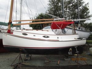 Used Atlantic City Kitty Cat 21 Cruiser Sailboat For Sale
