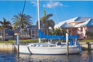 Used Catalina 34 Sloop Cruiser Sailboat For Sale