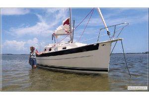 Used Hake / Seaward 26RK Daysailer Sailboat For Sale