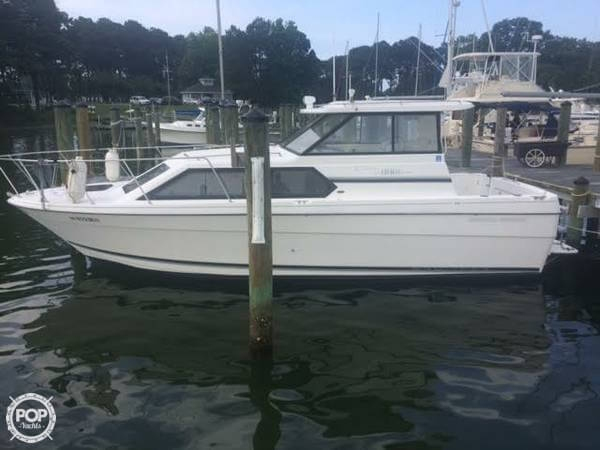 Used Bayliner 2859 Ciera Sports Fishing Boat For Sale