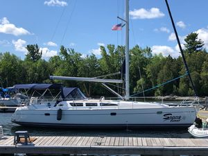 Used Jeanneau Sun Odyssey 40.3 Cruiser Sailboat For Sale