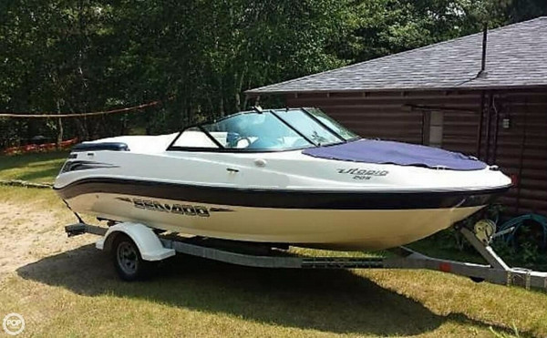 Used Sea-Doo 205 Utopia Bowrider Boat For Sale