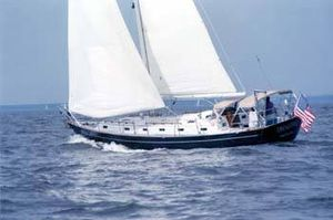 Used Passport Aft Cockpit 40 Cruiser Sailboat For Sale