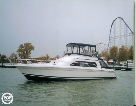 Used Mainship 40 Sedan Bridge Sports Fishing Boat For Sale