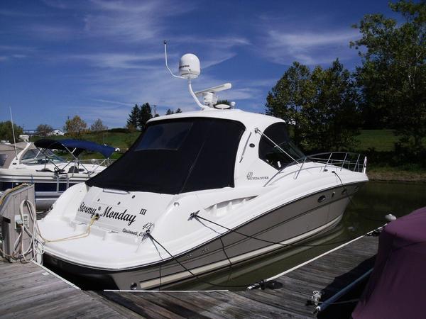 Used Sea Ray 42 Sundancer Express Cruiser Boat For Sale