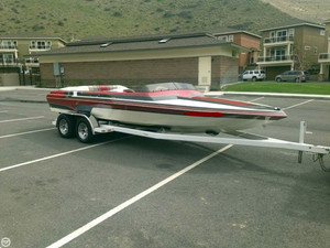 Used Eliminator 20 Ski Comp I/O Runabout Boat For Sale