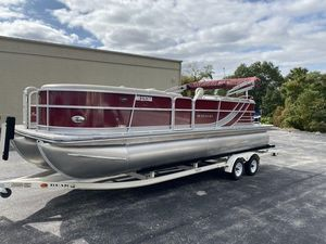 Used South Bay 522 RS Pontoon Boat For Sale