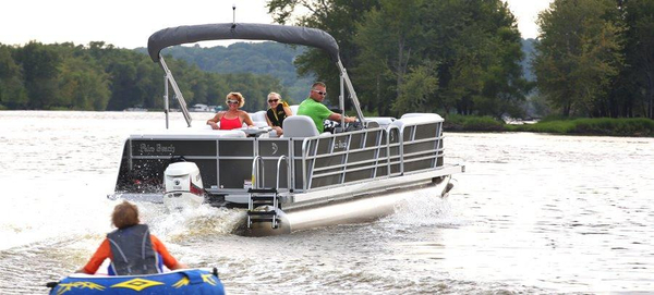 New Palm Beach 200 Ultra Pontoon Boat For Sale