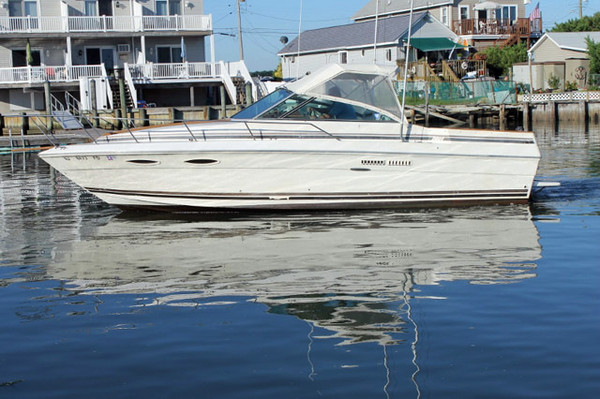Used Sea Ray Amberjack Cuddy Cabin Boat For Sale