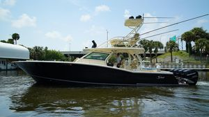 Used Scout 420 LXF Center Console Fishing Boat For Sale