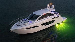 Used Cruisers Yachts 50 Cantius Cruiser Boat For Sale