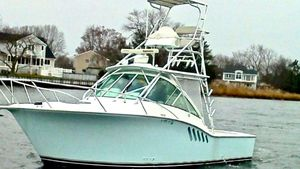 Used Albemarle 290 Express Fisherman Cruiser Boat For Sale