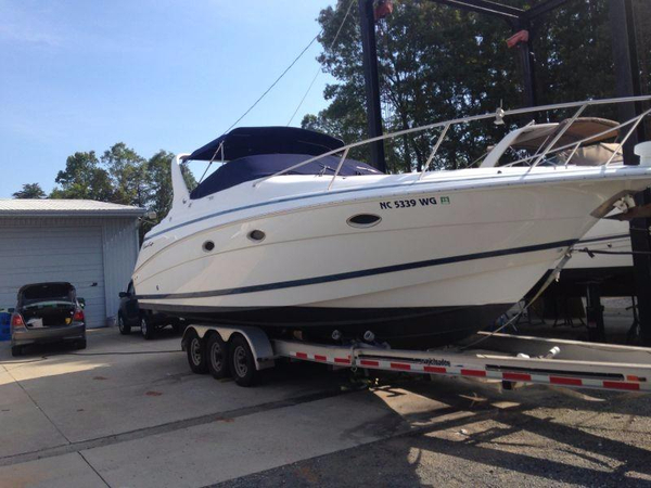 Used Chriscraft 320 Express Cruiser Express Cruiser Boat For Sale