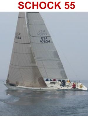 Used Schock Marek 55 Racer and Cruiser Sailboat For Sale