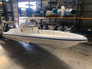 Used Airship 330 High Performance Boat For Sale