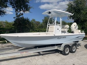 New Blue Wave 2200 Pure Bay Center Console Fishing Boat For Sale
