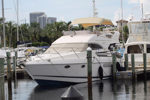Used Fairline Phantom Express Cruiser Boat For Sale
