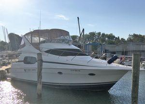 Used Silverton 410 Sport Bridge Motor Yacht For Sale