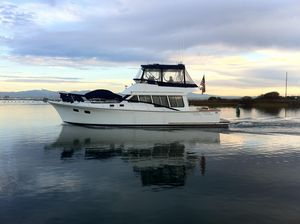 Used Mikelson Cruiser Boat For Sale