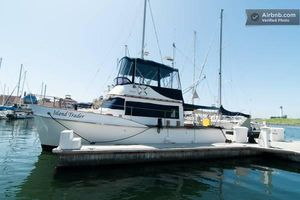 Used Cheoy Lee 34 Trawler Boat For Sale
