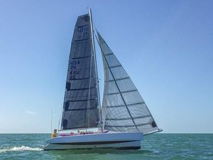 Used Corsair Dash 750 Trimaran Sailboat For Sale