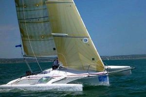 Used Corsair Dash 750 - 51 Trimaran Sailboat For Sale