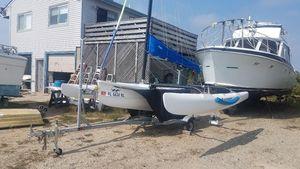 New Windrider WR17 Trimaran Sailboat For Sale