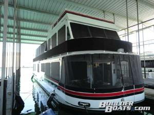 Used Skipperliner Zonta Custom 65' Houseboat House Boat For Sale